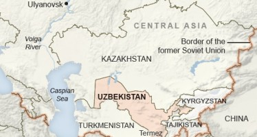 Uzbekistan offers deal in exchange for Nato trucks