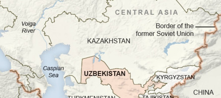 Afghanistan, Uzbekistan Step Up Efforts To Bolster Trade Ties