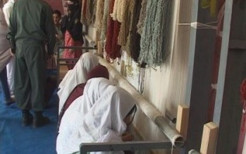 60 women complete weaving profession in Badghis