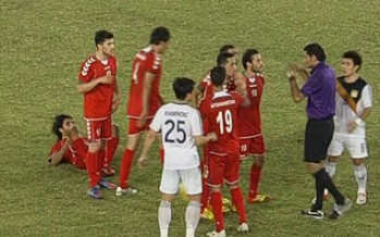 Afghanistan Qualifies for AFC Challenge Cup
