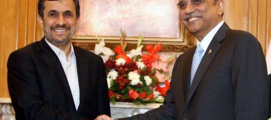 Pakistan, Iran inaugurate the Pak-Iran gas pipeline project