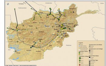 Update on Afghanistan's dams and their power generation capacity