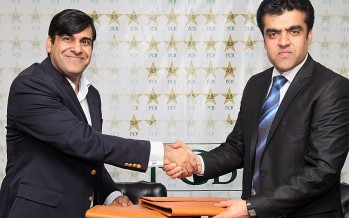 Afghanistan sign up to Pakistan support