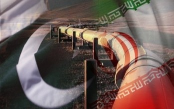 Pakistan, Iran to begin construction of the gas pipeline in March
