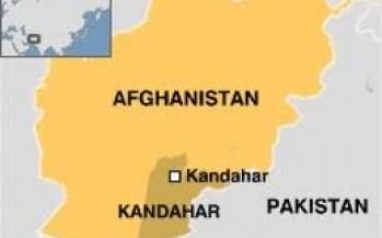 17-km road to be built in Kandahar