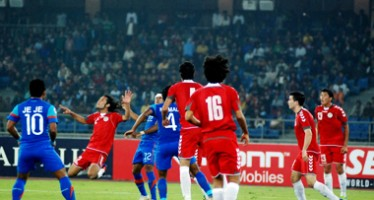 Afghanistan Beats Sri Lanka in AFC Challenge Cup Qualifier