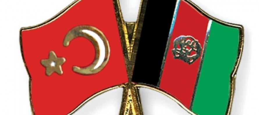 Turkey and Afghanistan sign an agreement on trade fairs
