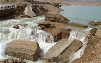 Ghazni province pushes for the reconstruction of Band-e-Sultan Dam