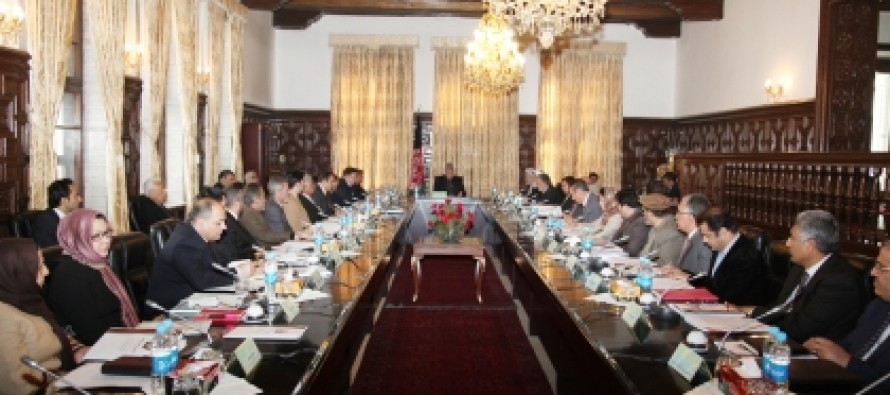 Finance Ministry's new efforts towards enhancing investment in Afghanistan
