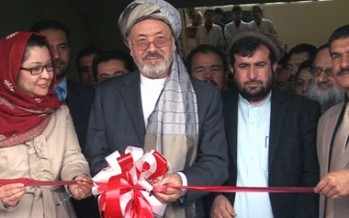 300-Bed hospital opened for drug addicts in Kabul