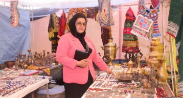 The first cultural exhibition held in Kabul city