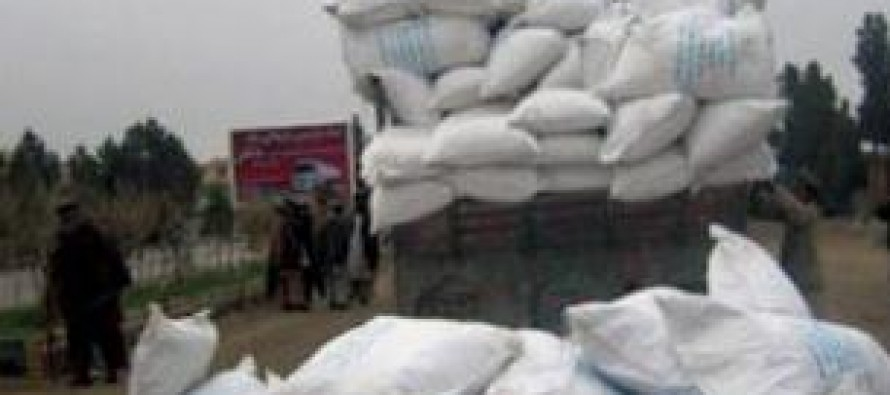 Flour price goes up, gold goes down in Kabul