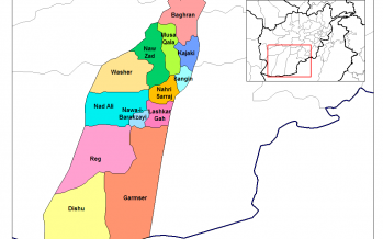 Implementation of development projects creates job opportunities in Helmand