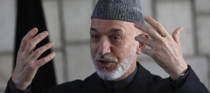 Hamid Karzai's welfare foundation launched in Kabul