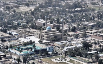 Municipality halts construction of illegal buildings in Khost city