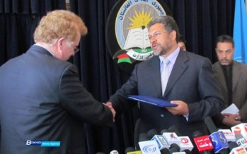 UNICEF gives USD 68mn in aid to Afghanistan's Ministry of Education