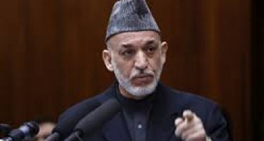 Hamid Karzai signs cooperation agreements with European countries