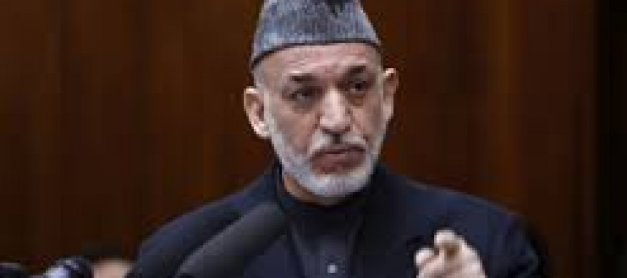 Afghanistan offers best investment opportunities to Qatari businessmen- President Hamid Karzai