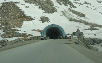 Afghan company wins tender to renovate the Salang Tunnel