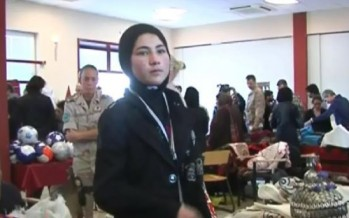 Afghan women in need of designing centers for their handicrafts