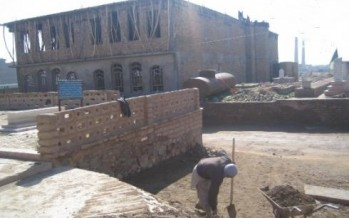 Herat's historical sites under attack