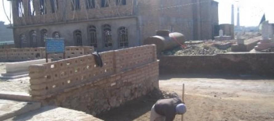Herat's historical sites under attack