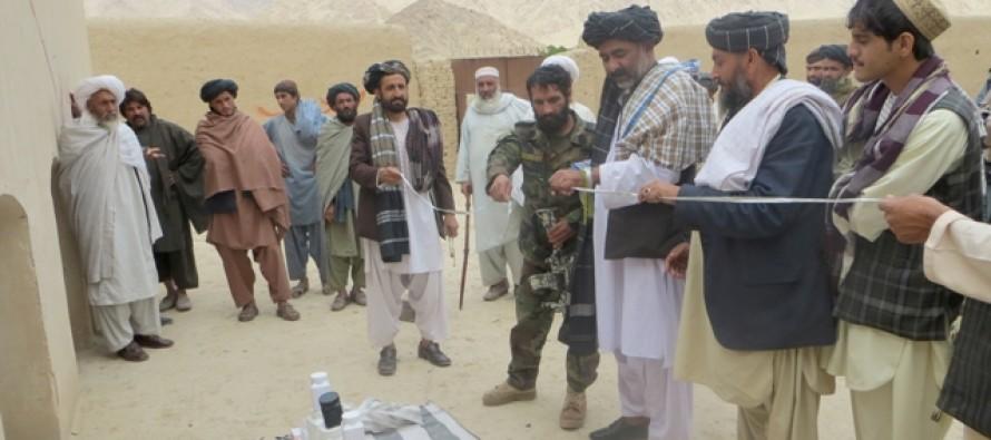 District Governor Leads Major Development Efforts to Ghorak