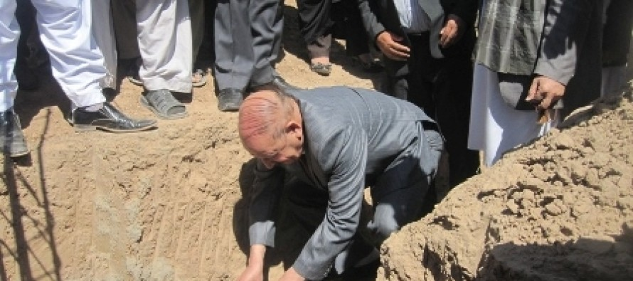 70 uplift projects inaugurated in Herat Province