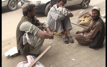 2.5 Million Afghans Remain Unemployed