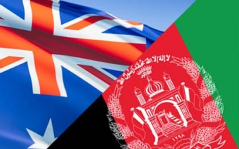 Afghanistan, Australia create a trade council