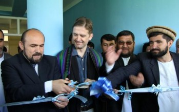 Agricultural Institute established in Badakhshan