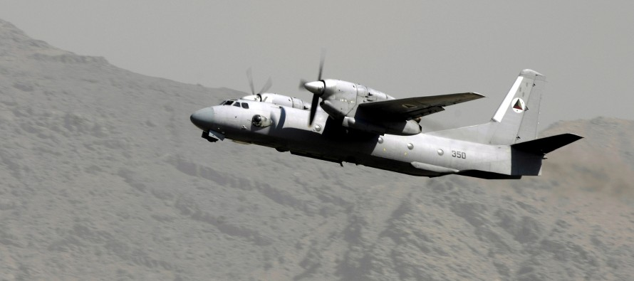 Afghan Air Force shows glimmers of hope for Afghanistan's security