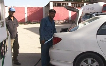 Diesel price goes down, gas goes up in Kabul
