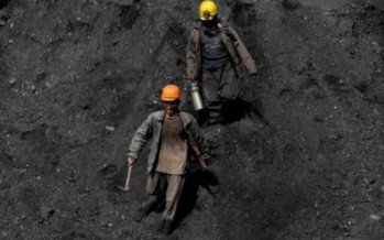 Reserves of coal and salt discovered in central Afghanistan