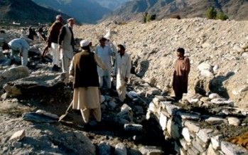 70,000 projects planned so far under the Afghan National Solidarity Program (NSP)