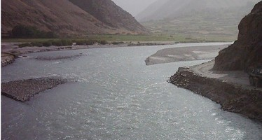 More than 4,000 people benefit from the Bangi River bank protection wall in Takhar  Province