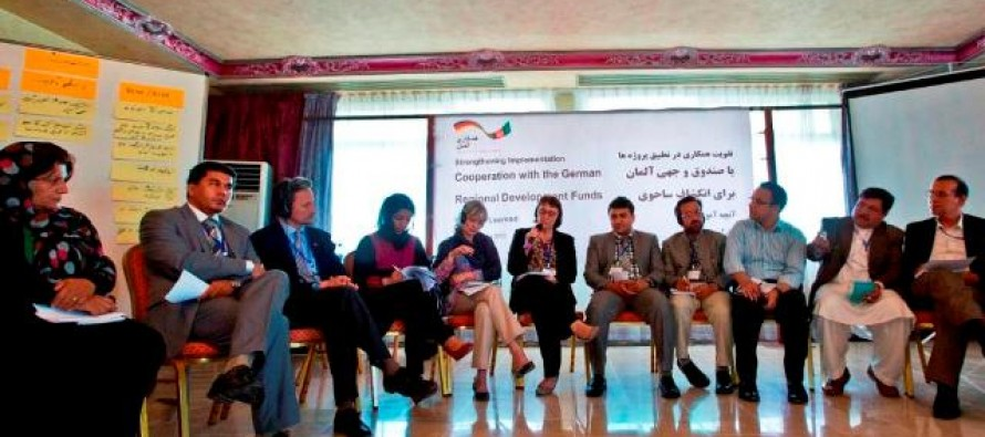 Afghan-German workshop on sub-national governance in Kabul