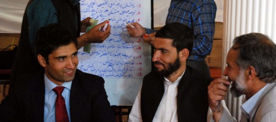 Workshop on girls' education held for Afghan Ministry of Education officials