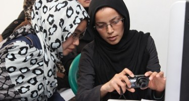 Multi-media training for Afghan women launched