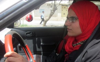 More Afghan women driving cars in Herat city