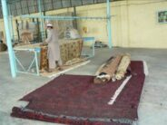 Afghan Carpet Exports Down 90% Due to Air-Corridor Closures