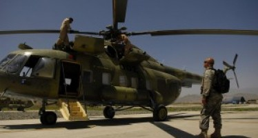 US Department of Defense slammed for controversial Afghan helicopter purchase