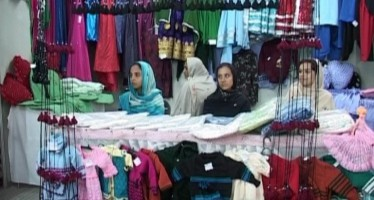 Foreign imports hurting Afghan women's business in Balkh