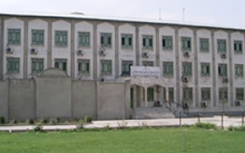 Afghan Counter Narcotics Ministry funds construction of a modern school in a village
