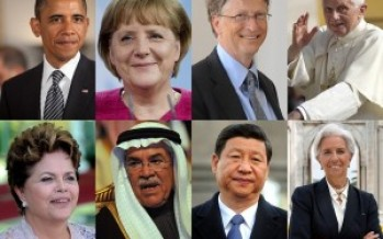 Forbes List of most powerful individuals in the world