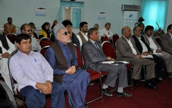 Polling stations should be accessible for persons with disabilities: Afghan civil societies
