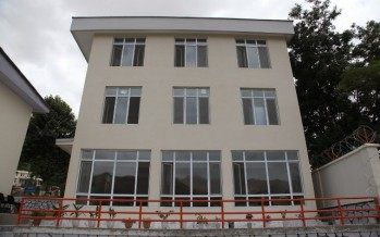 Public Library inaugurated in Faizabad, Afghanistan