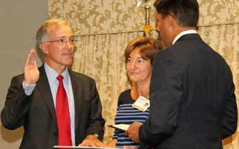 William Hammink Sworn In As Mission Director To Afghanistan