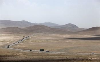 Afghan traders face attacks on the Kabul-Kandahar highway