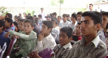Supreme Foundation donates essential classroom supplies and textbooks to Educational Center in Kabul